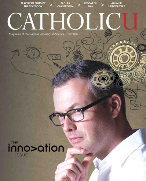 CatholicU Magazine