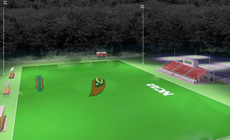 Carlini Field Rendering