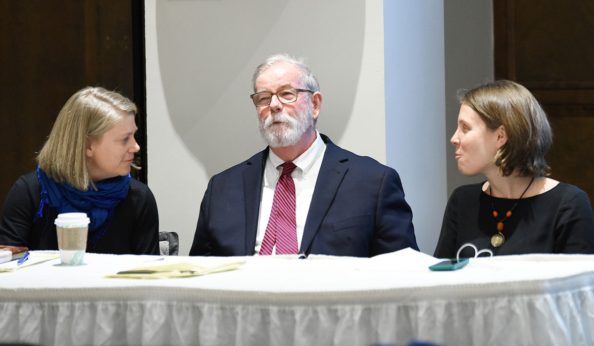 Katherine Benton-Cohen, Timothy Meagher, and Julia Young