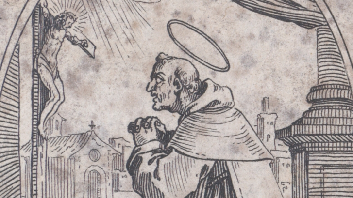 illustration of aquinas