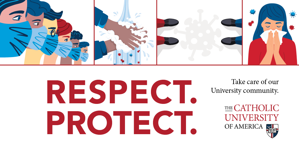 Respect, Protect image for use on Twitter