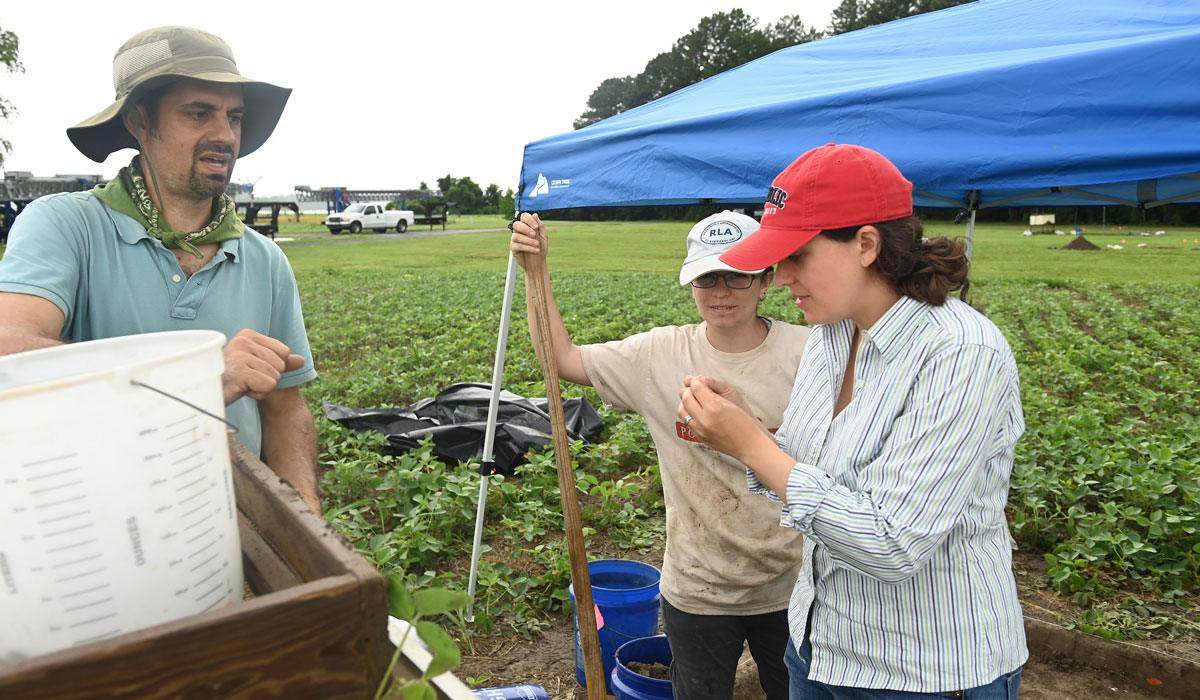 Anthropology Professor Receives Grant for Archaeological Research in Maryland