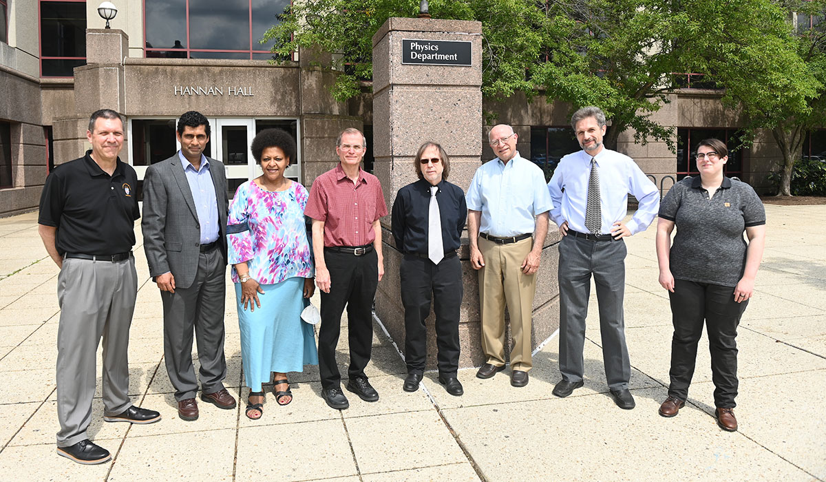 CatholicU Receives $64.1 Million Research Award from NASA