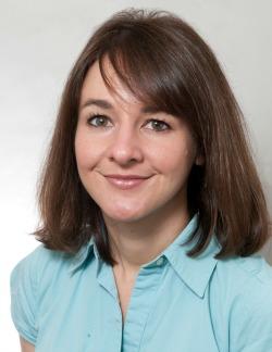 Angela  Knobel, Ph.D. Headshot