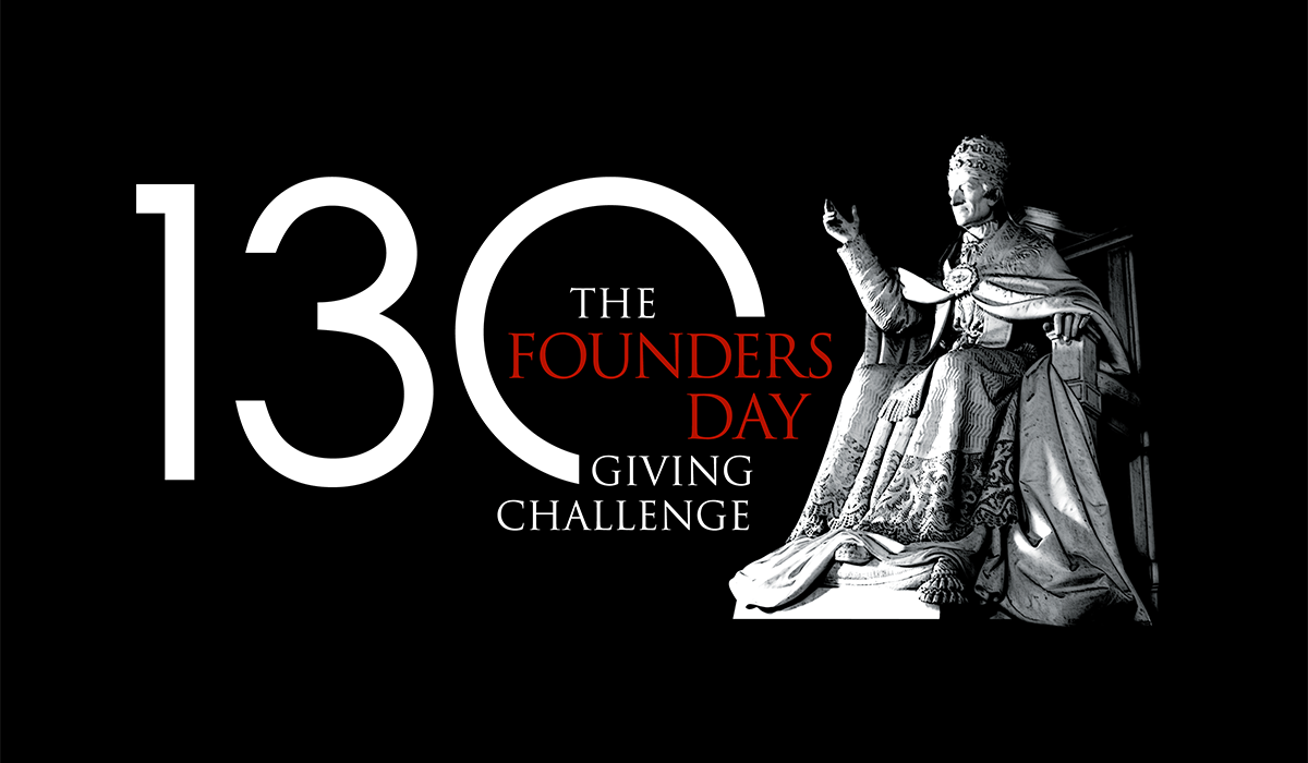 Founders Day Challenge graphic