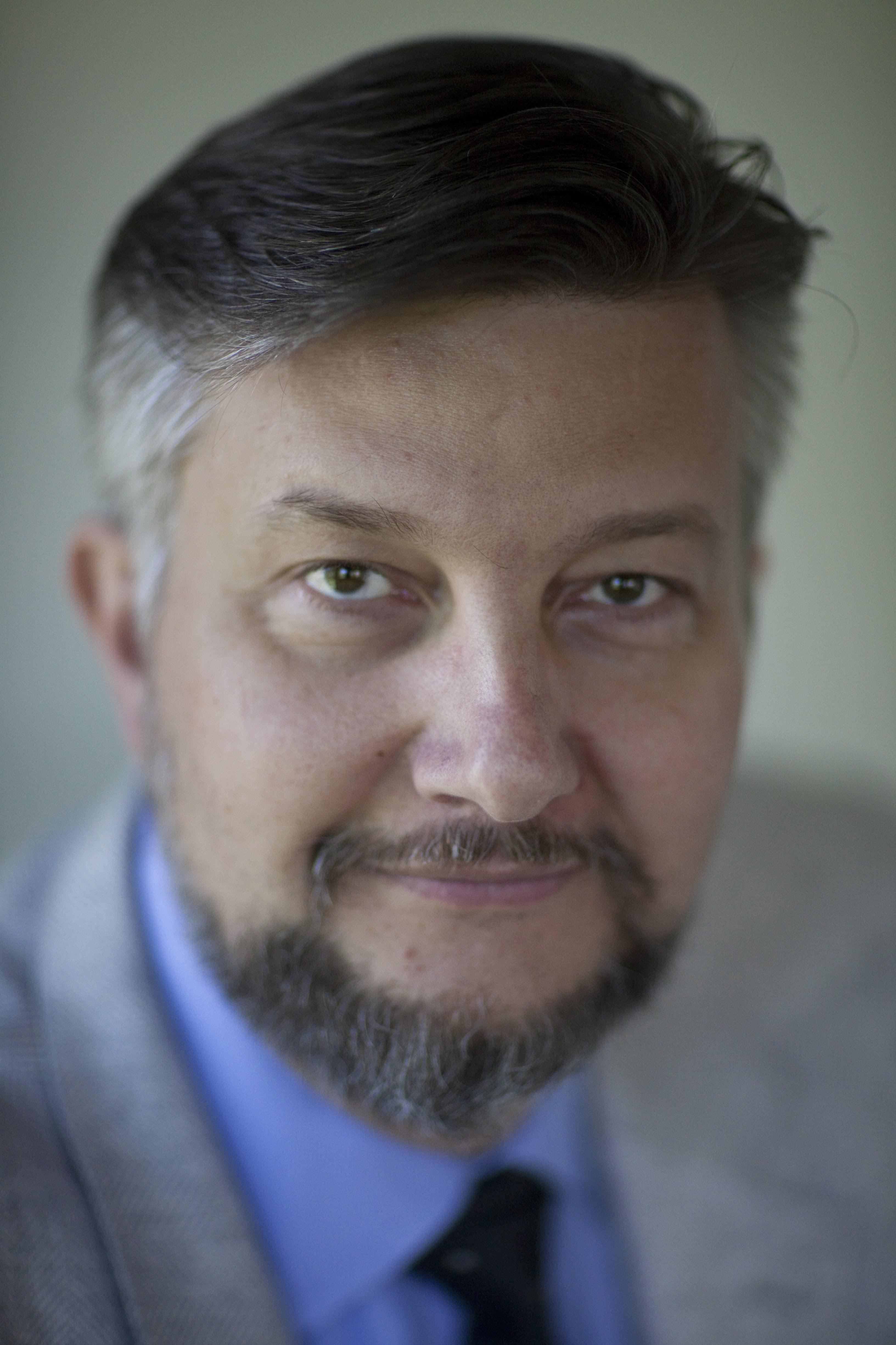 Andreas Widmer, M.A. Headshot