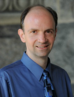 David Cloutier, Ph.D. Headshot